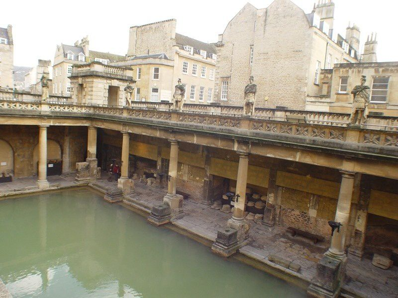 Bath upon Avon
