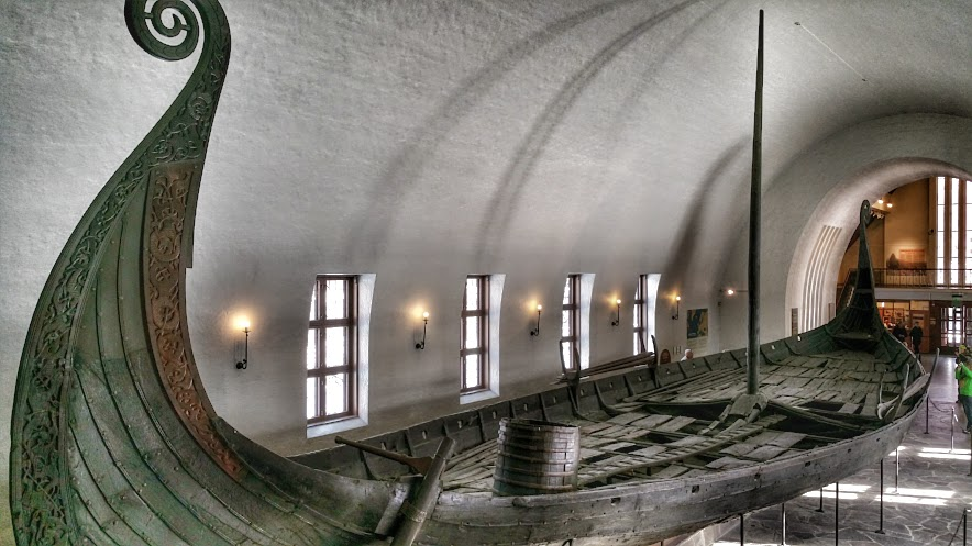 Vikings-in-Norway-Oslo-Viking-Ship-Museum-